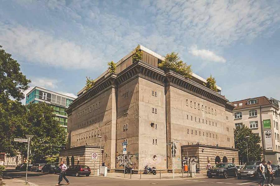 Allegra Hotel Berlin Friedrichstraße Sammlung Boros