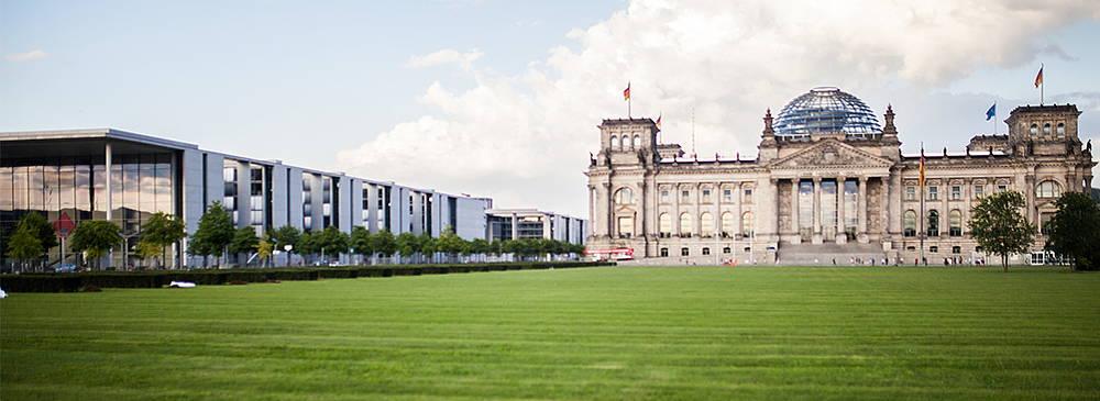 Berlin Hotel Nahe Regierungsviertel und Reichstag