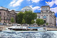 Boat Tour in Berlin-Mitte