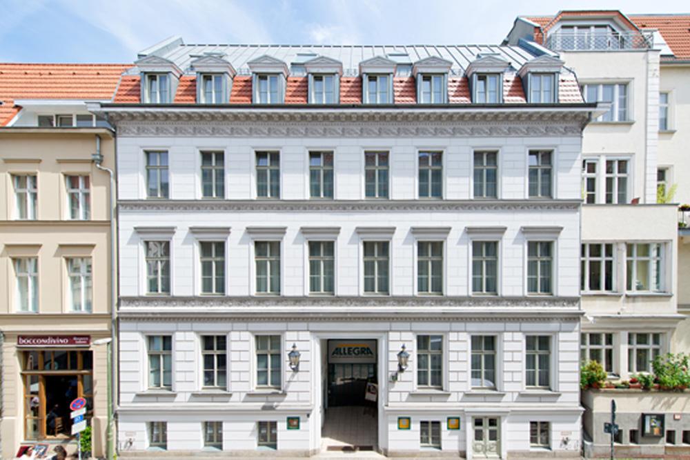 Berliner Stadtmission Hotel