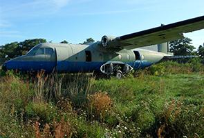 Flugzeug Tempelhofer Feld Berlin