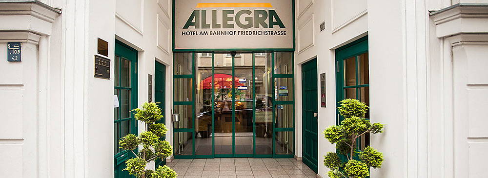 Hotel Allegra in Berlin Mitte