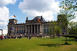 Hotel Allegra is only 1 km (15 min. walk) from the Reichstag away