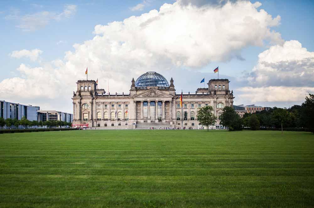 Hotel Allegra Umgebung Reichstag