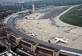 Tempelhofer Feld Flughafen