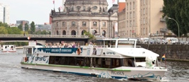 Tour A: City-Spreefahrt